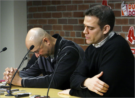 Red Sox general manager Theo Epstein has some crucial decisions to make during a busy and complicated offseason, ones that will impact the club well beyond next season. What follows is a look at some of the Sox whose futures are in limbo entering the offseason and the pros and cons of each player. After each, cast your vote for how Epstein should resolve each individual situation.