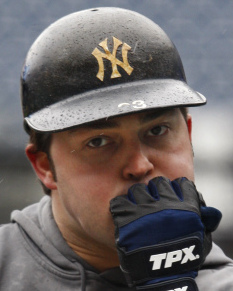 NICK SWISHER Cold in October