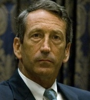 UNDER SCRUTINY South Carolina Governor Mark Sanford faces civil charges that carry a maximum $74,000 in fines.