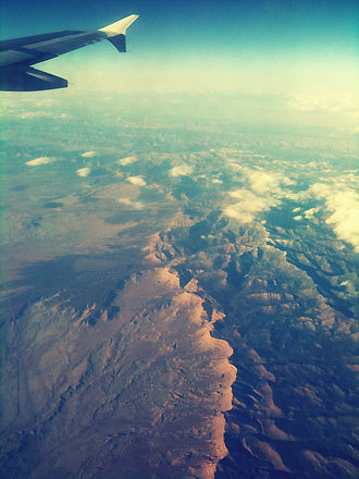 Over Boulder, Colo.