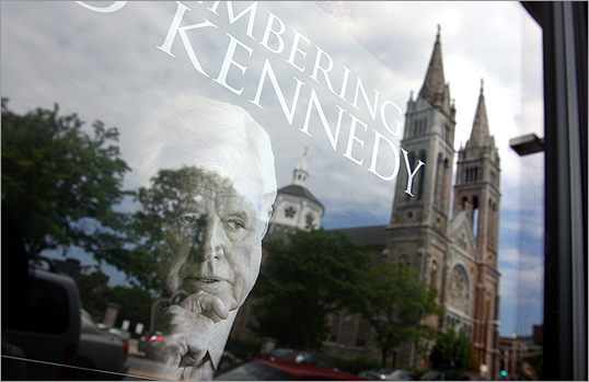 A series of events to say good-bye to the Last Lion of the Senate brought the city to a standstill, reflecting his and his family's abiding place in New Englanders' hearts. Complete Kennedy coverage