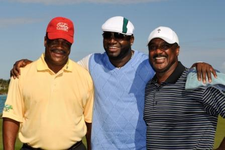 George Bell, David Ortiz and Jim Rice