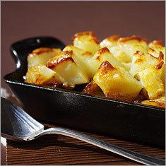 Brisket potato casserole