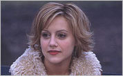 Redhead brittany murphy in pantyhose