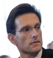 JOB CREATION A lot of the money 'hasn't even gotten out of Washington yet,' said Representative Eric Cantor of Virginia.