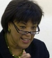 British Attorney General Patricia Scotland said a change was urgently needed for the 'universal jurisdiction' law.