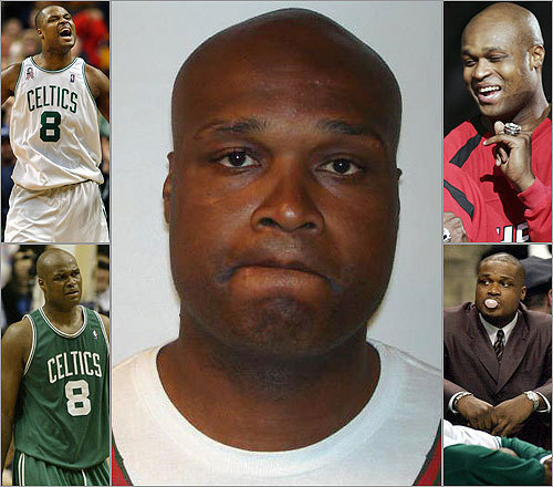 Antoine Walker The former Boston Celtics star was pursued by creditors after a free-spending lifestyle drained his wealth. Story In June of 2011, he pleaded guilty to felony bad check charges, and in December of 2011 he was sentenced to probation and ordered to repay $770,050.