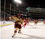 College hockey at Fenway