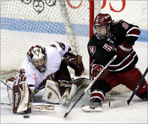 NE Connection: A native of Natick, Schaus played goalie at Deerfield (Mass.) Academy and then three years at Boston College. Bio: Schaus is a three-year starter for the Eagles, but took off this season to prepare for Vancouver. She was second in save percentage (.938) and shutouts (10) in her last season at BC. Website: Schaus' Team USA page