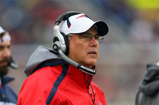 Dean Pees is out as the Patriots defensive coordinator.
