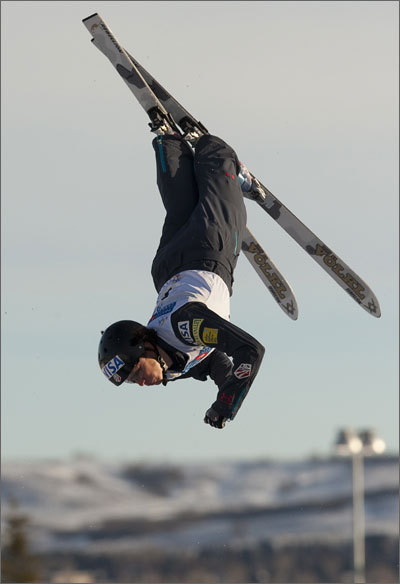 NE Connection: From Belmont, Mass., Cook will return to the Olympics after finishing 19th in the freestyle skiing competition in 2006. Bio: Cook made the U.S. ski team at age 17 in 1996. She was injured in 2002 and sat out for three years, returning in time for the 2006 Olympics. The Belmont native finished fourth at the 2009 World Championships. Website: Cook's official site I Cook's Twitter page