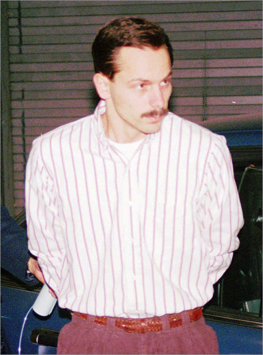 Jeff Gillooly became one of the most recognizable figures of the 1994 Olympics because of his role in the plot to injure Nancy Kerrigan. Gillooly was arrested in Portland, Ore., 13 days after the attack.