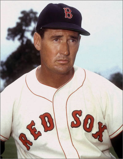 Ted Williams Ted Williams had several nicknames. One came straight from his appearance -- Williams was said to be 'tall and thin like a splinter, with a splendid swing,' thus, 'The Splendid Splinter.' The Kid -- a nickname immortalized in the John Updike essay 'Hub Fans bid Kid Adieu,' likely refers to his youthful appearance during his early playing days and Teddy Ballgame is a nod to his love for the game.