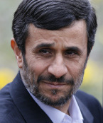 President Mahmoud Ahmadinejad did not address whether Iran would ship out most of its stockpile in one batch.