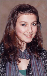 Undated family photo of Phoebe Nora Mary Prince, 15, who apparently committed suicide on January 14.