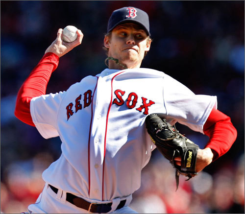 Previous ranking: 14th After his '08 debacle, Buchholz found his bearings in the big leagues last season, winning 7 of 11 decisions in 16 starts with a 4.21 ERA. While he's likely to open as the No. 4 or 5 starter and had an inconsistent spring, with his talent, stuff and improved poise, he's capable of producing numbers worthy of a top-of-the-rotation starter. <!-- // define variables var date = new Date(); var current_time = date.getTime(); // write SCRIPT tag to browser document.writeln(' '); // -->