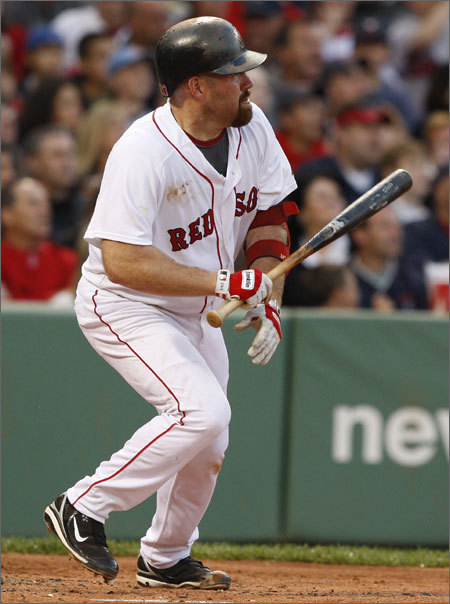 Previous ranking: 4th There's focus, there's intense, and then there's Youkilis, who has made himself into one of the elite offensive players in baseball. Last season, he finished sixth in the AL MVP voting while setting a personal best with a .413 on-base percentage. And did we mention his corner-infield versatility? <!-- // define variables var date = new Date(); var current_time = date.getTime(); // write SCRIPT tag to browser document.writeln(' '); // -->