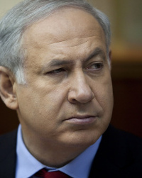 Netanyahu said he wants peace with Israel's neighbors.