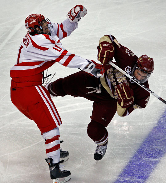 BC Betters BU 4-2 For 58th Beanpot Bragging Rights