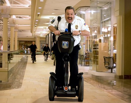 If you went to see the 2009 movie 'Paul Blart: Mall Cop,' you might have recognized the Burlington Mall as the setting for the family movie about a bumbling mall security guard, played by Kevin James, who has to save the mall from being robbed. The mall is also one of the most popular spots in the country for children to visit with Santa Claus before Christmas.