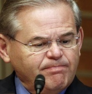 FEELING WISER Senator Robert Menendez said Scott Brown's victory showed how important it is to 'define your opponent early.'