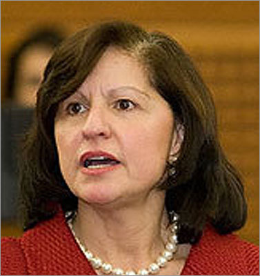 US Attorney Carmen Ortiz said in February she had ordered a review into the attempted bombing to make sure all appropriate steps were taken during the investigation, which had focused on Bishop and her husband, Jim Anderson. She ordered the review a day after a Bureau of Alcohol, Tobacco, and Firearms report showed a witness said Anderson threatened violence against the bombing target, Dr. Paul Rosenberg.