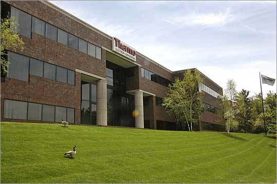 Thermo Fisher Acquired: Phadia and Sterilin Ltd. Price: $3.5 billion in cash for Phadia and an undisclosed amount for Sterilin Date: May, 2011 Thermo Fisher Scientific Inc. acquired two companies in May: Phadia, a Swedish firm that specializes in allergy and autoimmunity diagnostics and Sterililn Ltd., a British company that provides single-use plastic products. Both acquisitions will help to boost the variety of Thermo Fisher's products and services.