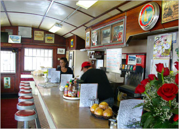 Miss Worcester Diner in Worcester