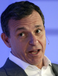 Cablevision cited Disney's Robert Iger.