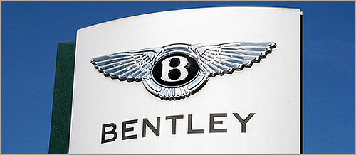 According to AutoBlog.com , the base price for a 2011 Bentley Continental GT is $189,900. After taxes, title, etc., you may still have some cash left over for cool accessories such as one of those pine-tree-shaped car air fresheners.