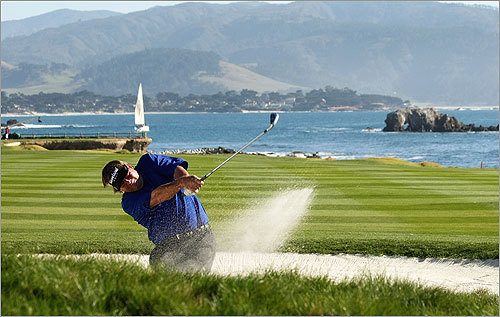 If golf is your thing, why not skip baseball camp and take those three friends with you to California's Pebble Beach Golf Links for an entire season? A round at Pebble Beach goes for about $500, so your foursome could play 100 18-hole rounds, and spend exactly $200,000.