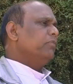 The Rev. Joseph Palanivel Jeyapaul denies the accusations and says they are an attempt to get money from the church.