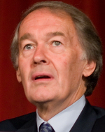 Markey says oil companies that received leases between 1996 and 2000 in the Gulf are drilling on public land for free.