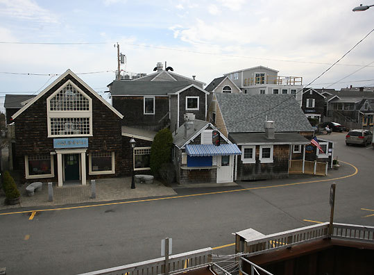 Unique shops and dining establishments go hand-in-hand with lobsterman fishing boats in Perkins Cove, which helps give this area the quintessential Maine feel.