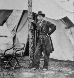 Author John Keegan expertly analyzes the actions of General Ulysses S. Grant in his book on the Civil War.
