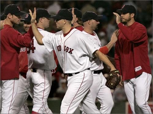 Papelbon was a natural as the closer from the get-go, and it did not take him long into his career to begin achieving milestones. On July 13, 2008 -- the middle of his third full season -- Papelbon earned his 100th save. Less than a year later, on July 1, 2009, Papelbon earned his 133d career save to set a new franchise record.