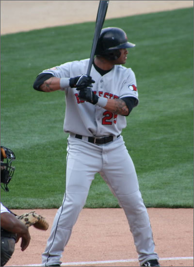 McDonald was drafted in 1997, but has only played in 69 major league games for four different teams, compared to the 1,338 he appeared in on 10 teams at the minor-league level. In the minors, McDonald hit 97 home runs, 292 doubles, 605 RBIs, and two walk-off winners.