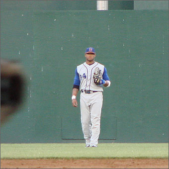 McDonald's first walk-off hit came on June 28, 2005, while he was playing for the Durham Bulls. He belted his second home-run of the game against the Syracuse SkyChiefs to propel the Bulls to a 4-3 victory. On Aug. 23, 2006 McDonald went deep again to win the game in walk-off fashion to earn the win for the Bulls over the Norfolk Tides. Similar to last night, that walk-off winner snapped a five-game losing streak for his team.