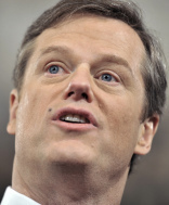 'I think the state should continue to own up to its obligation on that one.' -- Charlie Baker, on funding the Quinn Bill