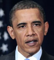 'We cannot allow these reforms to be watered down,' President Obama said of the plan for more control over Wall Street.