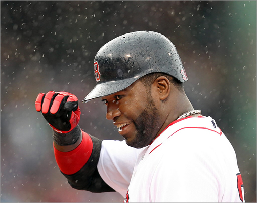 As the clocked ticked down toward an arbitration meeting, the Red Sox and David Ortiz agreed to a deal that will bring the slugger back to Boston for a ninth season. While there have been ups and downs in performance over the years, for the Red Sox he has a .289 average, has hit 320 home runs, and carries a .387 on base percentage. His playoff heroics have given him legend status among Red Sox Nation. Here's a look at Ortiz through the years.