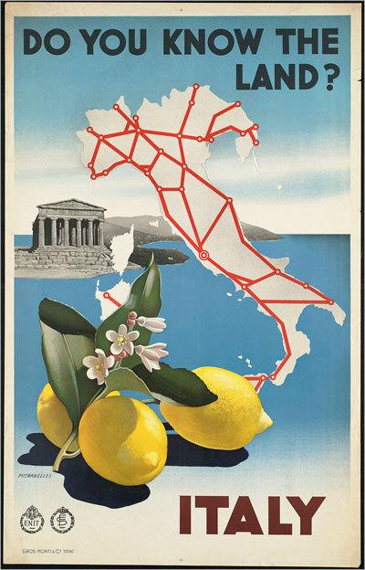 Italy 1910-59.