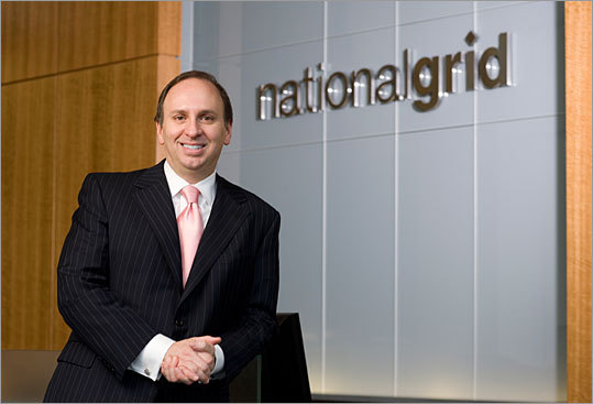 National Grid's Tom King: Cutting carbon is top priority.