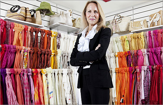 TJX chief Carol M. Meyrowitz: 'We were able to seize the day. We took advantage of all the opportunities during the economic crisis.'