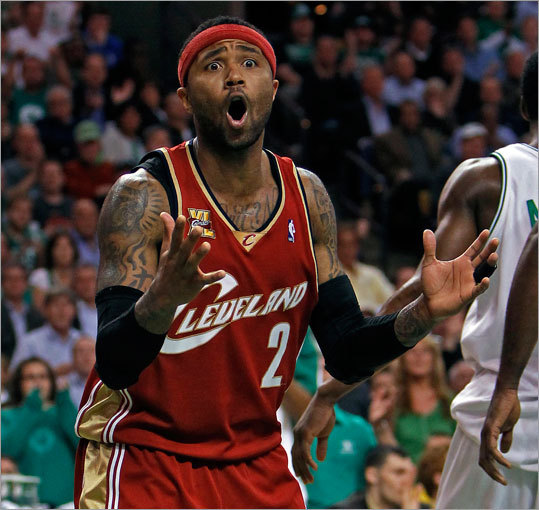 Mo Williams couldn't believe it. We could.