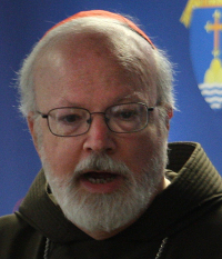Cardinal Sean O'Malley's post frustrated gay rights backers.