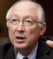 Interior Secretary Ken Salazar called the report of alleged problems among regulators in Louisiana &#8216;deeply disturbing.&#8217;