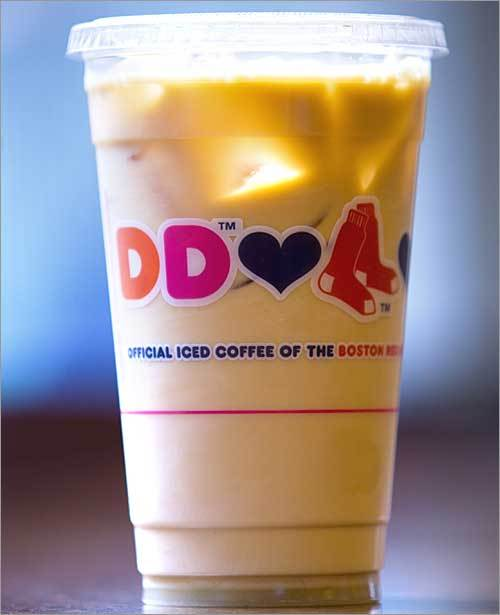 Enough oil to... ...fill 924 million medium Dunkin' Donuts iced coffee cups - almost three for every person in America.