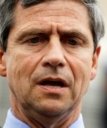 Joe Sestak challenged Arlen Specter for a US Senate seat in Pennsylvania and won the primary this month.