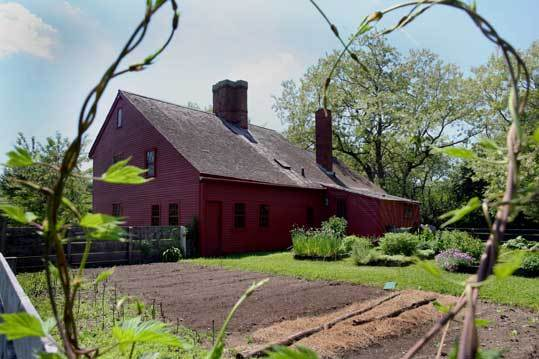Probably best known for its role in the Salem Witch Trials and for its former famous mental institution, Danvers is a town with a rich history and numerous places to see. Have more places you want to add to this guide? E-mail your photos and stories to jab@boston.com . Pictured here is the Rebecca Nurse Homestead, 149 Pine St. Originally owned in 1636 by Townsend Bishop, this land was occupied by Francis Nurse, whose wife, 71-year-old Rebecca, was accused of witchcraft in April 1692 and executed the following July. The homestead today is owned by the Danvers Alarm List Company. Learn more about the house and Nurse at the homestead's website .
